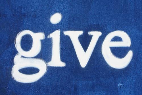 Give God's Abundance